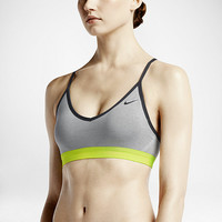 The Nike Pro Indy Women's Sports Bra.