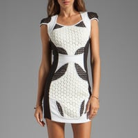 bless'ed are the meek Panoramic Dress in Multi from REVOLVEclothing.com