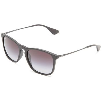 Ray-Ban 0RB4187 Square Sunglasses