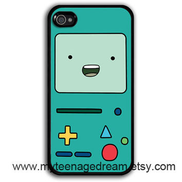 iPhone 4 Case iphone 4s case  Adventure time by MyTeenageDream