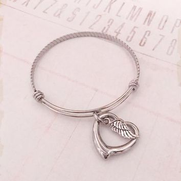 Memorial bracelet - Remembrance jewelry -