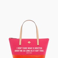 call to action small coal - kate spade new york