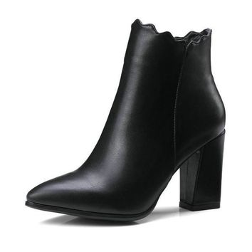 Vanessa Ankle Boots