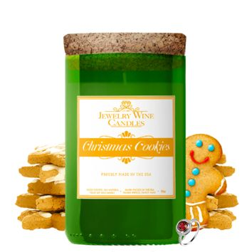 Christmas Cookies | Jewelry Wine Candle®