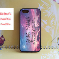 iPhone 6 case,iPhone 6 plus case,iPhone 5 case,iPhone 5S Case,iPhone 4 Case,Hakuna Matata,iPhone 5C Case,Google nexus 5 case,iPod 5 Case