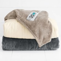 Therapedic® Silky Plush Warming Blanket