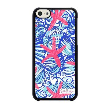 LILLY PULITZER PRETTY ESCAPE  iPhone 5C Case Cover