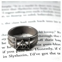 Deathly Hallows Ring