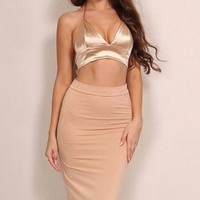 Tyra Two Piece Dress Outfit
