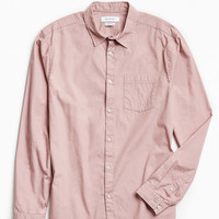 UO Stevens Poplin Button-Down Shirt | Urban Outfitters