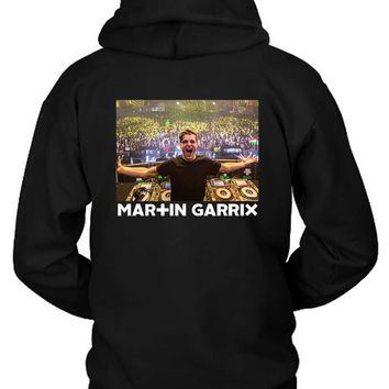 Martin Garrix Photo Cover Hoodie Two Sided