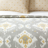 EASTERN ACCENTS DOWNEY BUTTON-TUFTED COMFORTER
