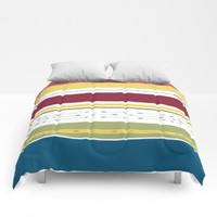 Arrows & Colours I Comforters by Katayoon Photography & Design