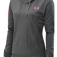 UNDER ARMOUR Women's Power In Pink She's A Fighter Hoodie