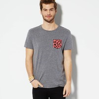 AE VINTAGE POCKET T-SHIRT