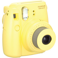 Fujifilm Instax Mini 8 Instant Camera (yellow) - Fujifilm Instax Mini 8 Instant Camera (yellow)
