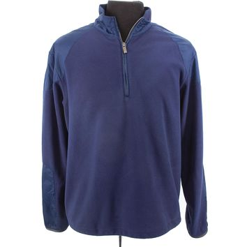 Zegna Sport Half Zip Fleece