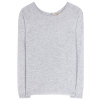 dear cashmere - round neck cashmere sweater