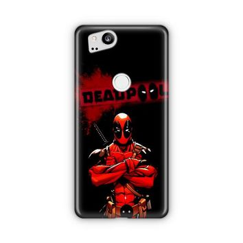 Deadpool Marvel Superhero Comics Google Pixel 3 XL Case | Casefantasy