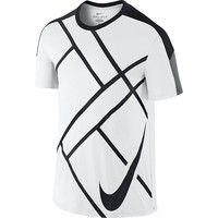 Nike DRI-Fit Team Court Tennis Graphic Tee
