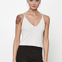 Honey Punch Strappy Cropped Tank Top at PacSun.com