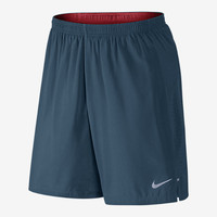 "The Nike 7"" Phenom 2-in-1 Men's Running Shorts."