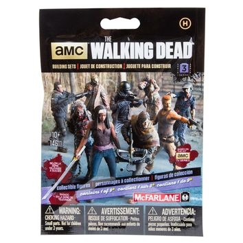 MCFARLANE BLIND BAG BOOSTER THE WALKING DEAD