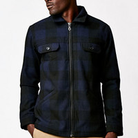 RVCA Winnetka Plaid Jacket at PacSun.com