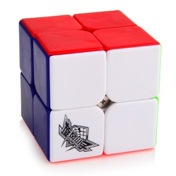 Cyclone Boys FeiChang 2x2x2 2 Layers Cube Puzzle Toy Magic Cube 2x2x2 Profissional Speed Cube Educational cubo magico Toys