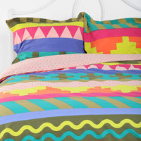 Urban Outfitters - Beci Orpin Geo Duvet Cover