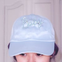 Baby Bling Bling Cap by One Spo Harajuku from MILK CLUB