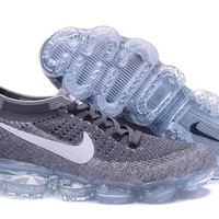 Nike Air VaporMax FK - Platinum / Gray / White