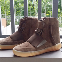Retro Winter Warm Boots Casual Shoes Boots