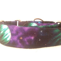 Planets Martingale or Quick Release Collar