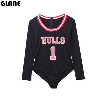 One piece swimsuit long sleeve biquini swimwear women sexy one piece swimwear one piece bathing suits for women