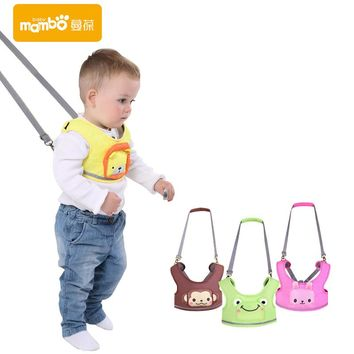 Mambobaby toddler baby harness leash backpack learning walking assistant belt stick wings anti lost child walker feeding chair