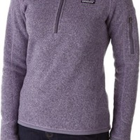 Patagonia Quarter-Zip Better Sweater - Women's