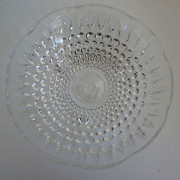 Well known Best Vintage Footed Glass Bowl Products on Wanelo PD22