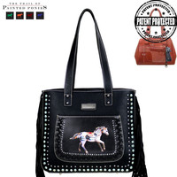Trail of Painted Ponies Montana West Tote TPP02G-8318