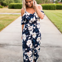 Thinking of Heaven Jumpsuit