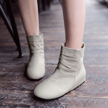 Ankle Boots Women Shoes Fall|Winter 1586