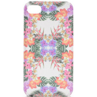 With Love From CA Clear Tropical Floral iPhone 4/4S Case at PacSun.com