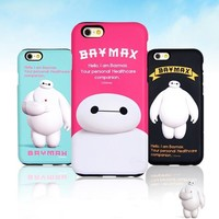 Disney BIG HERO Baymax Bumper Case for iPhone 6