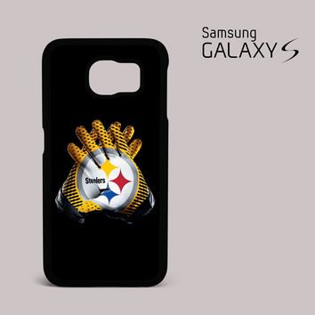 NFL pittsburg steeler gloves Samsung Galaxy S Case