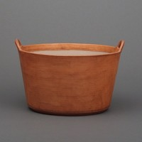 5 Favorites: Leather Baskets Too Pretty To Hide: Remodelista