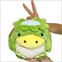 Mini Squishable Kappa: An Adorable Fuzzy Plush to Snurfle and Squeeze!