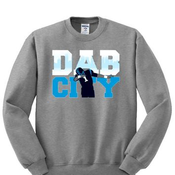 Dab City Panthers Sweatshirt Sports Clothing