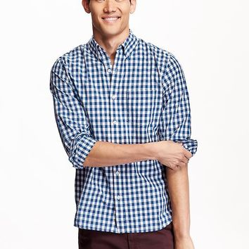 Old Navy Mens Classic Regular Fit Shirt