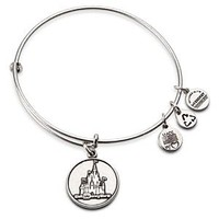 Walt Disney World Castle Charm Bracelet by Alex and Ani | Disney Store