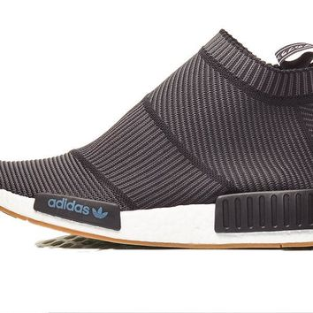 QIYIF ADIDAS NMD CITY SOCK BLACK GUM